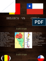 Belgica vs Chile Evolucon