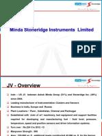 Msil Sensor Presentation