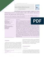 Effect of Oxycodone Hydrochloride Injection Preemptive Analgesia on Serum (1)