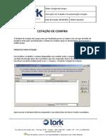 Cotação Webcompras - Tork