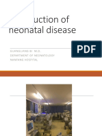 Introduction of Neonatal Disease-Bi Guangliang