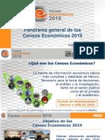 Datos poblacionales de México