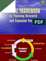 Logframe Incl Problem Objective Tree