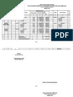 Format Persediaan Bok,Dak,Jampersal Baniona Terbaru