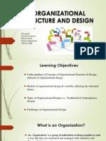 Organizational structure & design ( group 8).pptx
