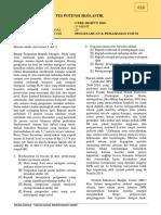 Prediksi UTBK TPS 2020 - Pengetahuan Dan Pemahaman Umum (FIX)