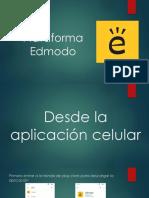 Plataforma Edmodo