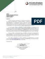 Carta Invitación ISP Cumbre Mundial