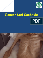 cancer and cahexia