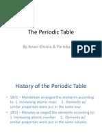 Periodic Trends 2