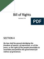 Article III Section 4 9