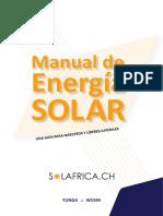 Manual de Energía SOLAR
