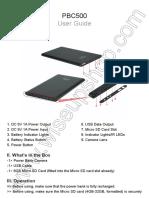 H2 Power Bank Manual
