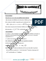 Devoir de Synthèse N°2  - Math   - Bac Sciences exp (2013-2014) Mr Bouzouraa.Anis .pdf
