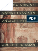 Joseph Roisman - The Rhetoric of Conspiracy in Ancient Athens.pdf