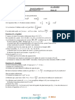 Devoir de Synthèse N°2  - Math   - Bac Sciences exp (2013-2014) Mr Tlich Ahmed .pdf