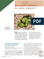 Chapitre 24-Les Maladies Infectieuses Du Système Respiratoire
