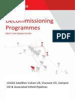 Decommissioning Programmes