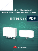 01 Huawei Unlicensed PMP Microwave Solution RTN510-For Reading