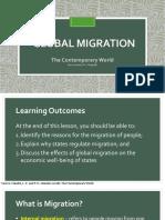 10 Global Migration