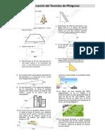 Pitagoras Aplicaciones 7 Grado