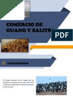 Comercio de Guano y Salitre