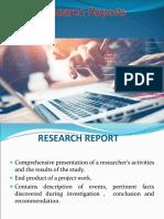 Component of Scientific Report