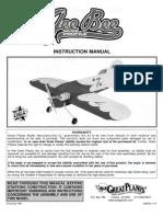 Gee Bee Profile Manual