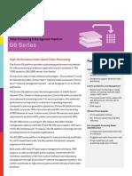 Envivio G6 Series DS-2015-05 r01