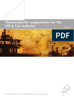 James Walker-----Thermoplastic Components for the Oil and Gas Industry
