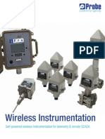 wireless instrument