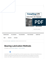 Bearing Lubrication Methods _ Bearing Tips