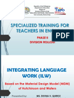 CD Iv_integrating Language Work (Ilw)