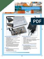 TD Pocket Scan Liflet
