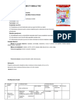 371409816 Proiect Didactic Lb Si Lit Romana Afisul Clasa a IV A