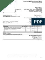 Laptop - Invoice