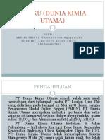 PT. DKU (KEL.03)