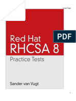 Red Hat Rhcsa