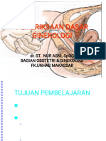 Pemeriksaan Ginekologi Dgn Gambar-2