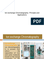 Gel Filtration and Ion Exchange-1
