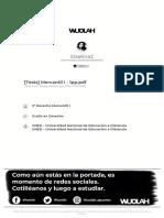 [Tests] Mercantil I - 1pp