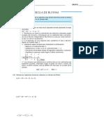 MATE 3ºESO-REPASO-División Polinomios y Ruffini