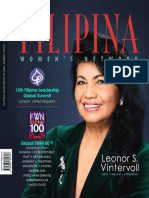 FWN Magazine 2018 - Leonor Vintervoll