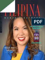 FWN Magazine 2018 - Hon. Juslyn Manalo