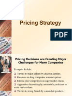 6. Pricing Strategy