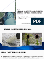 Sewage Collection 1