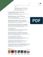 Welding Handbook Aws - Google Search