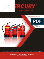 75 Kg Dcp Trolley Mounted Type Fire Extinguisher