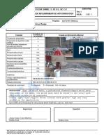 Registro de Verificación de Recubrimientos Anticorrosivos Rfi