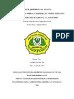 Laporan Kasus ivp pediatrik pada kasus nefrolithiasis